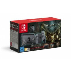 Nintendo Switch Diablo III...