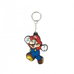 Brelok Nintendo Mario gumowy