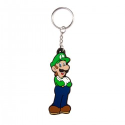 Brelok Luigi gumowy