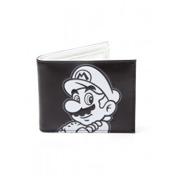 Portfel Super Mario czarny
