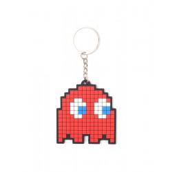 Brelok Blinky Pac Man gumowy