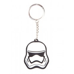 Brelok Stormtrooper gumowy