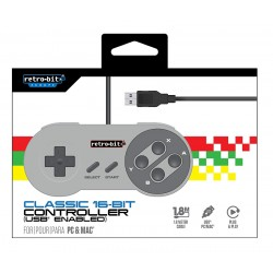 USB SNES kontroler Retro-bit