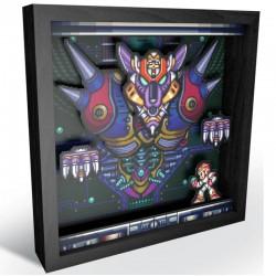 Pixel Frames Mega Man