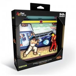 Pixel Frames Street Fighter II
