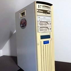 Retro PC AMD-K6 200