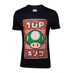 Koszulka męska Nintendo 1UP