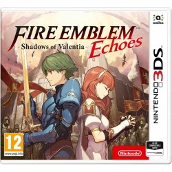 Fire Emblem Echoes Shadows...