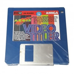 Video Titler